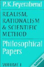 Realism, Rationalism And Scientific Method: Volume 1