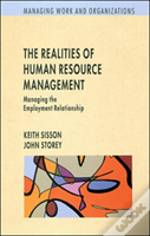 Realities Of Human Resource Management