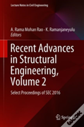 Recent Advances In Structural Engineering, Volume 2