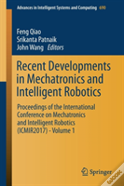 Wook.pt - Recent Developments In Mechatronics And Intelligent Robotics