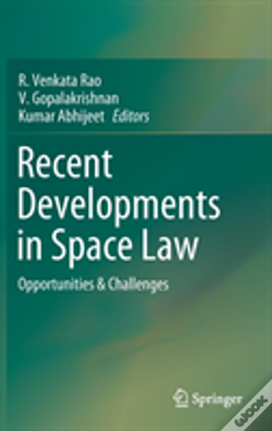 Wook.pt - Recent Developments In Space Law