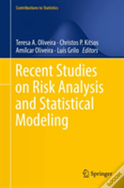Wook.pt - Recent Studies On Risk Analysis And Statistical Modeling