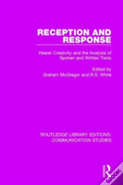 Wook.pt - Reception And Response Rle Commun