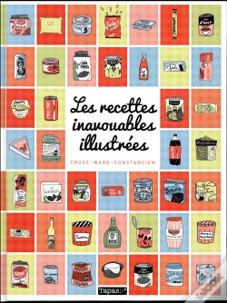 Wook.pt - Recettes Inavouables Illustrees