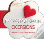 Recipes For Special Occasions