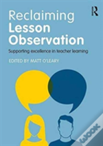 Reclaiming Lesson Observation