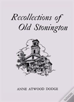 Wook.pt - Recollections Of Old Stonington
