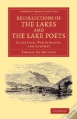 Wook.pt - Recollections Of The Lakes And The Lake Poets