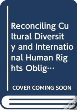 Wook.pt - Reconciling Cultural Diversity And International Human Rights Obligations