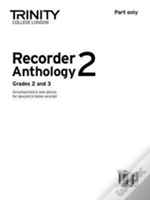 Recorder Anthology Book 2 Part Only