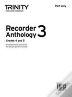 Recorder Anthology Book 3 Part Only