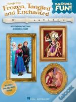 Recorder Fun Songs From Frozen, Tangled And Enchanted