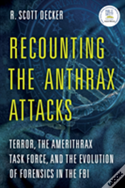 Wook.pt - Recounting The Anthrax Scarespb