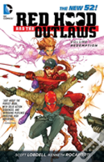 Red Hood And The Outlaws Tp Vol 1 Redemption