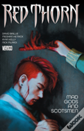 Red Thorn Tp Vol 2 Mad Gods And Scotsmen