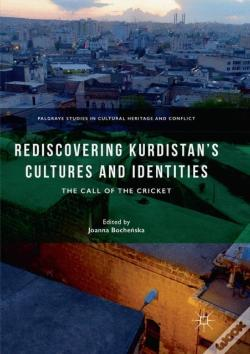 Wook.pt - Rediscovering Kurdistan'S Cultures And Identities