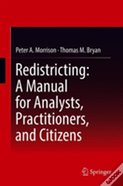 Wook.pt - Redistricting: A Manual For Analysts, Practitioners, And Citizens