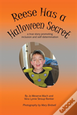Reese Has A Halloween Secret