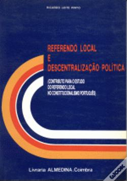 Wook.pt - Referendo Local e Descentralização Política