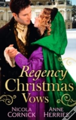 Wook.pt - Regency Christmas Vows