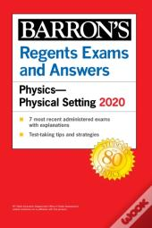 Regents Exams And Answers: Physics--Physical Setting 2020