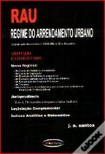 Regime do Arrendamento Urbano - RAU