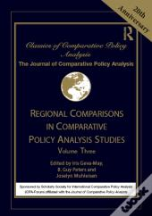 Regional Comparisons In Comparative Policy Analysis Studies
