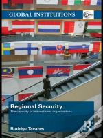 Regional Security