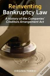 Reinventing Bankruptcy Law
