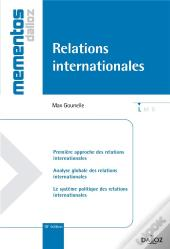 Relations Internationales - 10e Edition