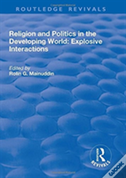 Wook.pt - Religion And Politics In The Develo