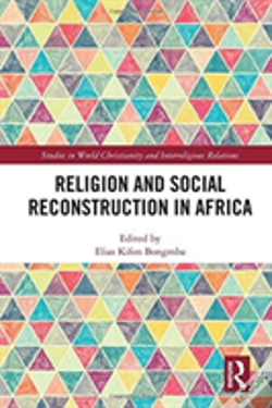 Wook.pt - Religion And Social Reconstruction
