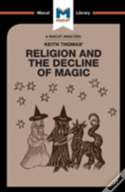 Wook.pt - Religion And The Decline Of Magic