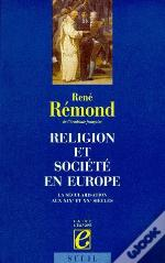 Religion Et Societe En Europe