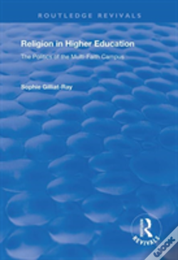 Wook.pt - Religion In Higher Education