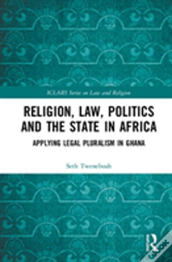 Wook.pt - Religion, Law, Politics And The State In Africa