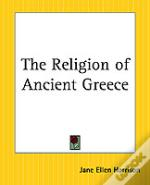 Religion Of Ancient Greece