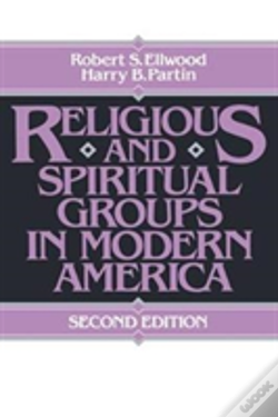 Wook.pt - Religious And Spiritual Groups In Modern America