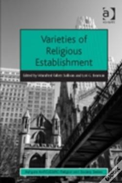 Wook.pt - Religious Freedom And Varieties Of Establishment