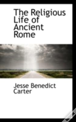 Wook.pt - Religious Life Of Ancient Rome