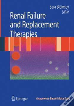 Wook.pt - Renal Failure And Replacement Therapies