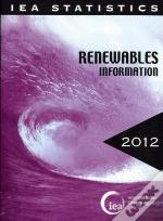 Renewables Information 2012