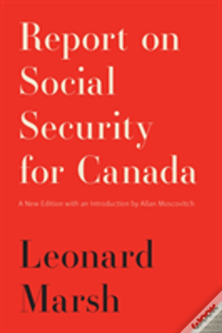 Wook.pt - Report On Social Security For Canada