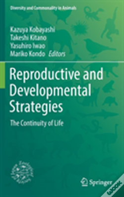 Wook.pt - Reproductive And Developmental Strategies