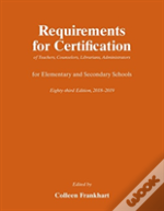 Requirements For Certification Of Teache
