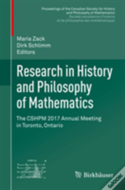 Wook.pt - Research In History And Philosophy Of Mathematics