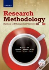 Research methodology business and management contexts alan bryman research methodology business and management contexts alan bryman livro wook fandeluxe Image collections