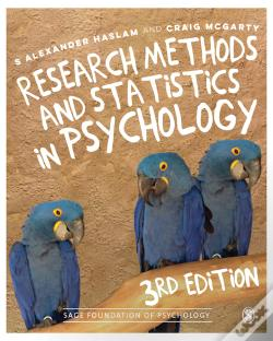 Wook.pt - Research Methods And Statistics In Psychology
