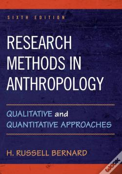 Wook.pt - Research Methods In Anthropology