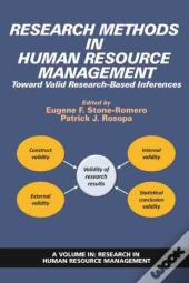 Research Methods In Human Research Management